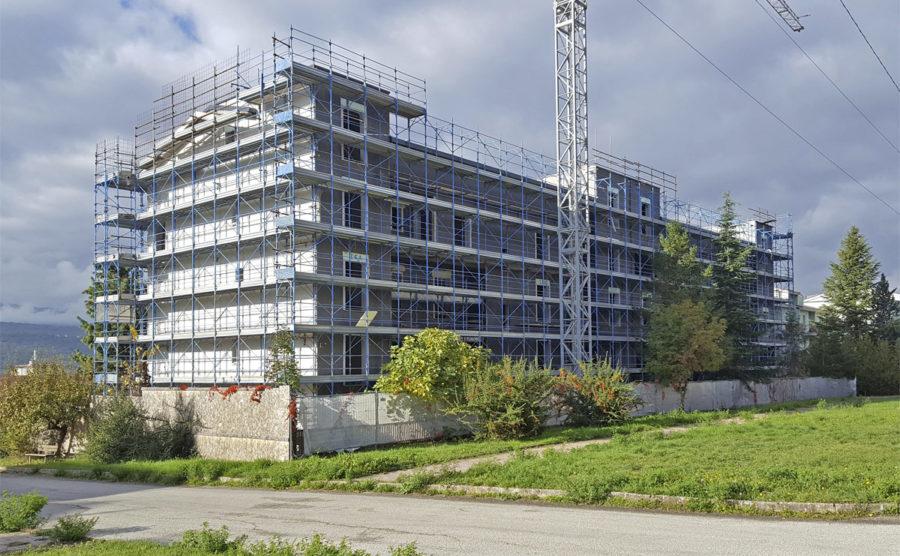 OG1 – Edificio Residenziale Plurifamiliare post sisma