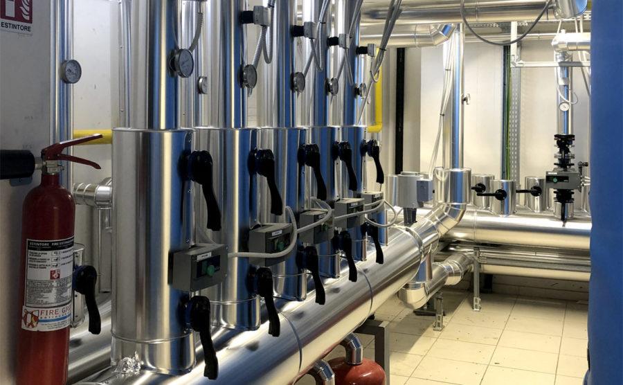 OS28 – Impianto idrico-sanitario