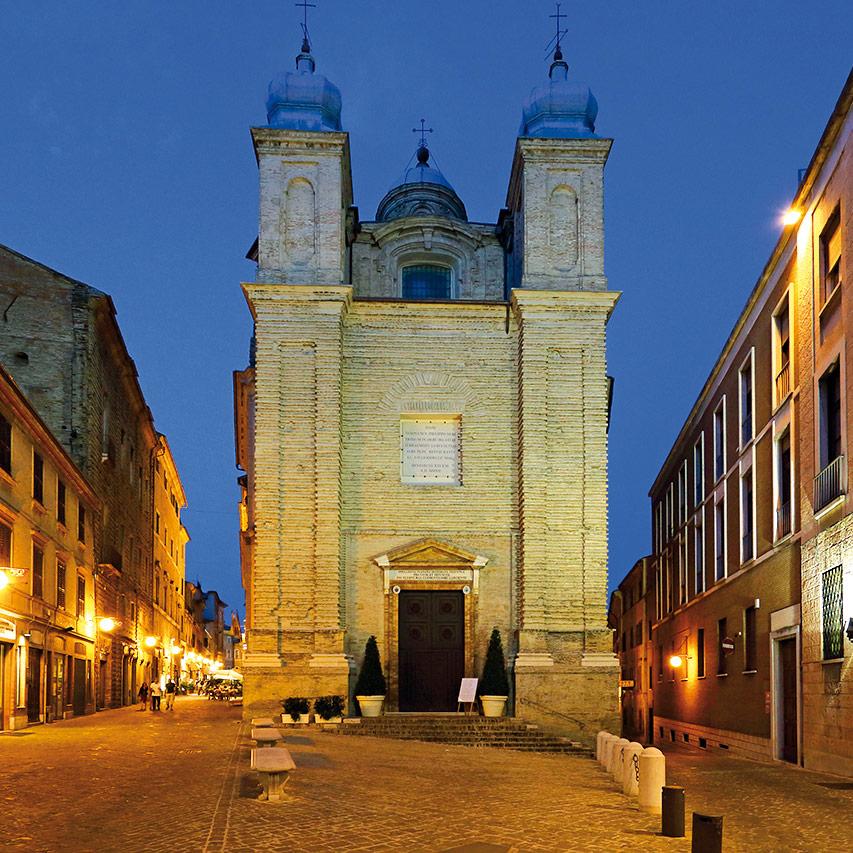 OS2-A – Chiesa di San Filippo Neri di Macerata