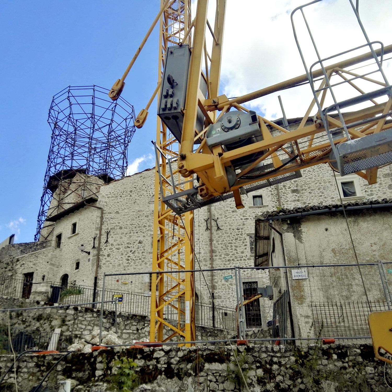 OG2 – Torre Medicea di Santo Stefano di Sessanio