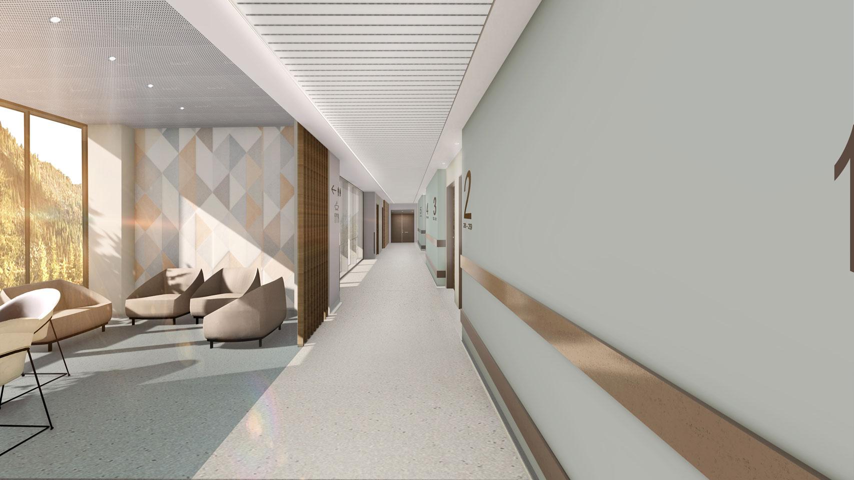 Nuovo Ospedale di Amatrice