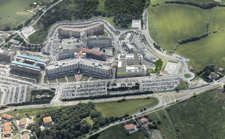 Ospedale Torrette Ancona