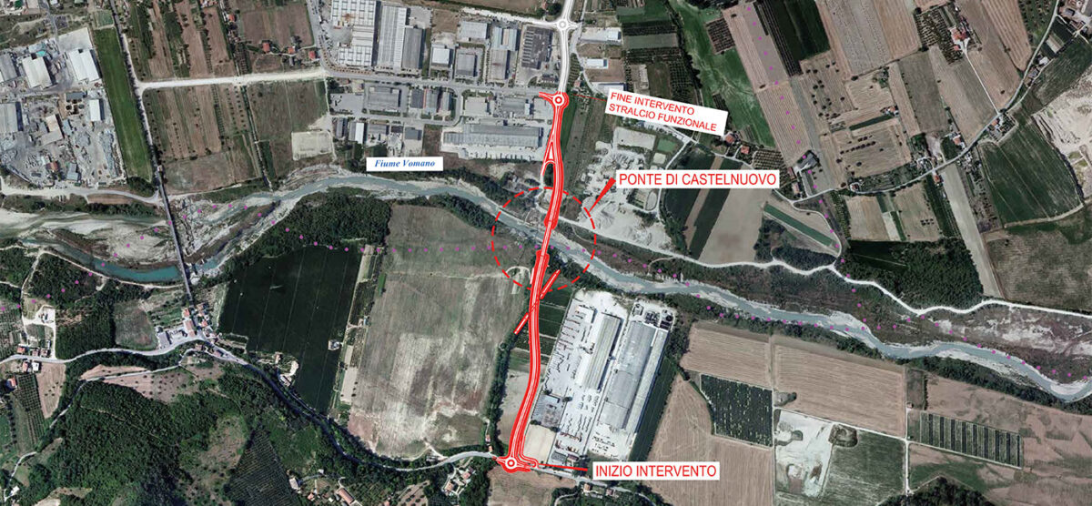 Ponte Castelnuovo Vomano